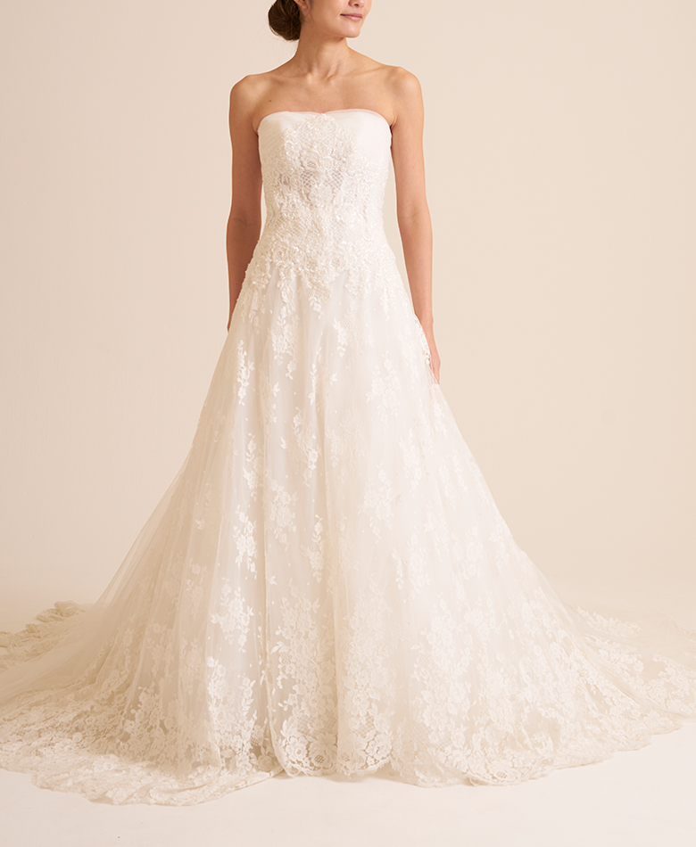 2e254f34f27bb  RS COUTURE (9号) A THINGS WHITE - ウェディングドレスの中古販売、委託販売、レンタルドレスのオンライン・ショップ
