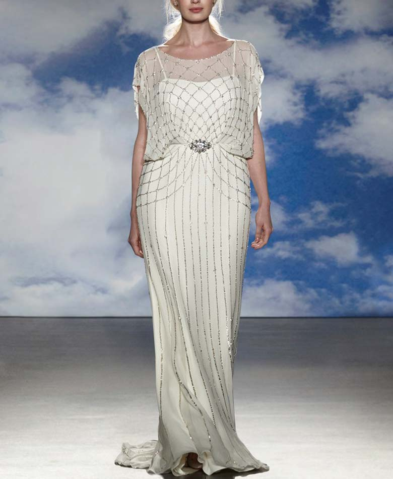 【JENNY PACKHAM】Bardot(UK6/9号)