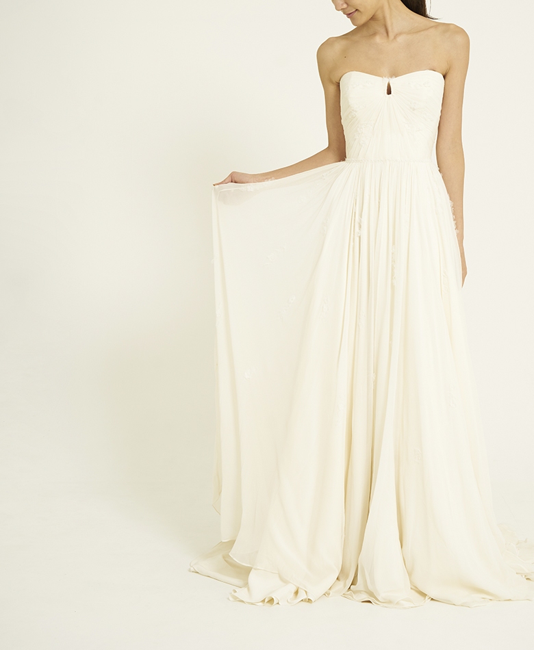【Jenny Packham】Vivien(UK6/9号)