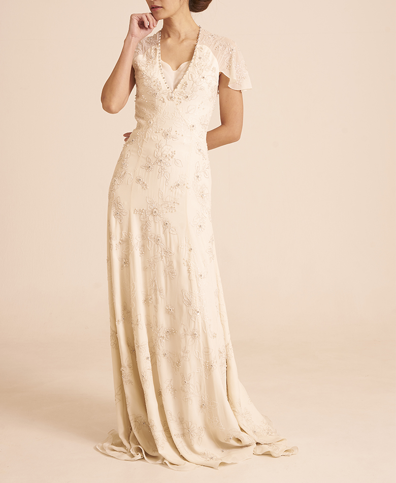 【Jenny Packham】OCTAVIA(UK6/9T)