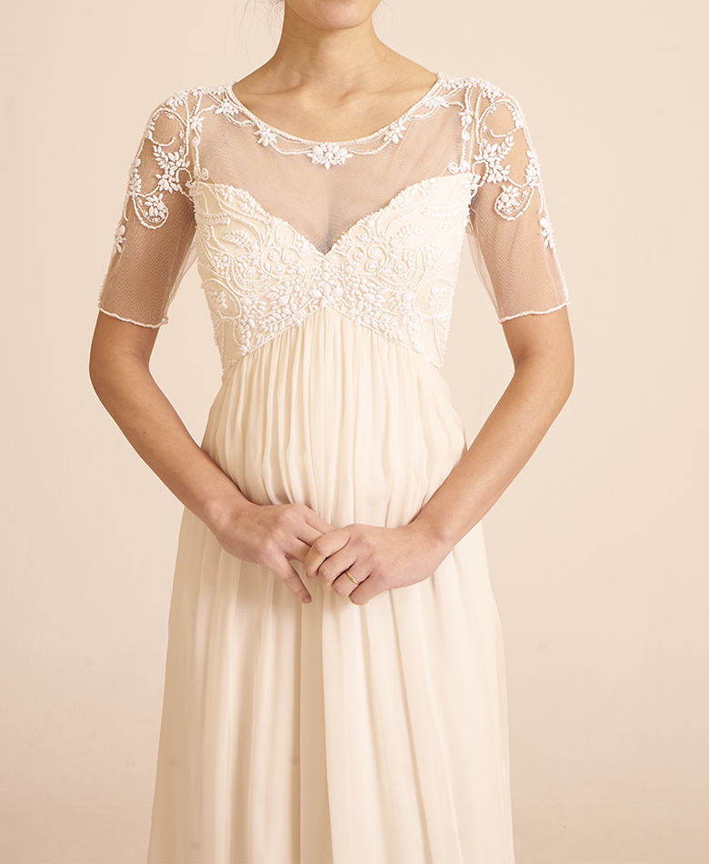 【Jenny Packham】GENEVIEVE(UK10/13T)