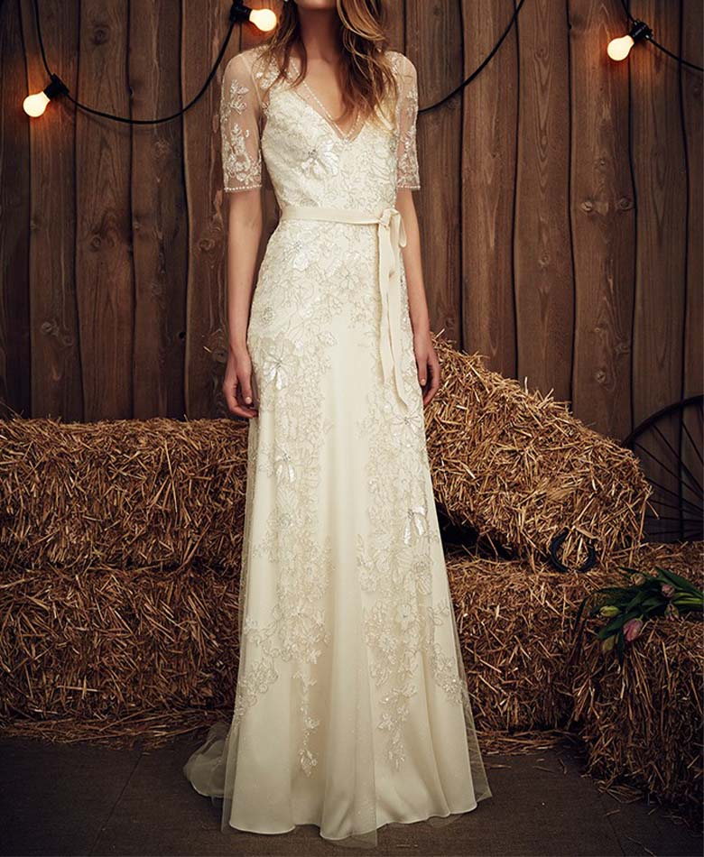 【JENNY PACKHAM】 Faith(UK6/9T)